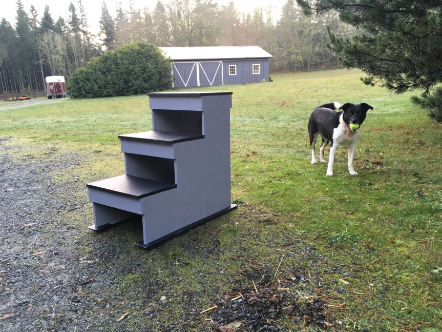 Improved Mounting Block