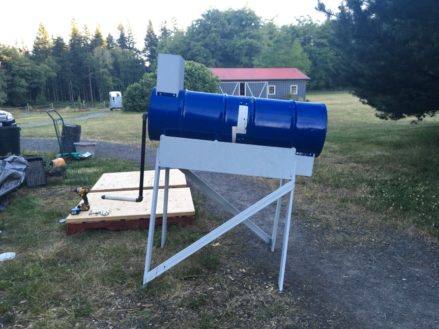 Best Composter Update: Back to The DrawingBoard